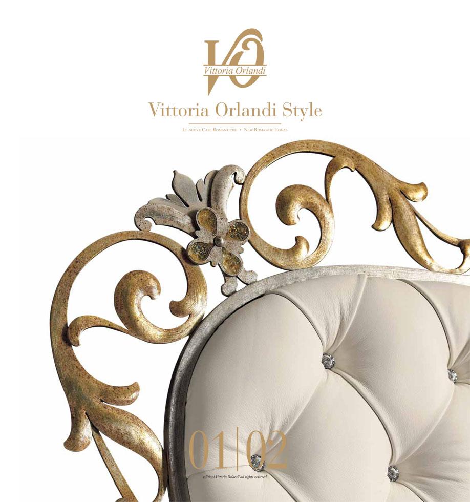 Vittoria orlandi for Zanette mobili catalogo